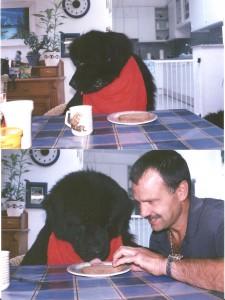 George eten